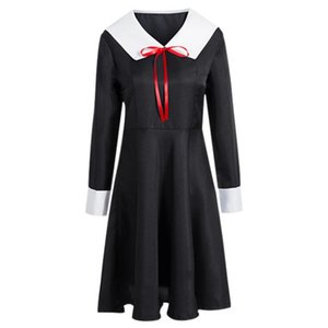 Kaguya-sama: Love is War Cosplay Kaguya Shinomiya Vestidos Cosplay Chika traje menina Uniforme Escolar Vestido Mulheres