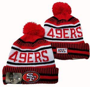 2020 caldi di marca di modo Uomini Donne San Francisco Beanie SF invernali Cappelli caldo molle Beanie Caps Crochet elasticità maglia casuale Warmer Berretti 02