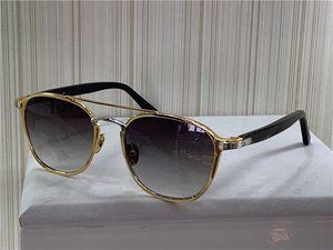 Новые моды дизайн солнцезащитные очки 0012 Ретро круглая k золотая рамка тренд авангард стиль защита от очки высочайшее качество с коробкой