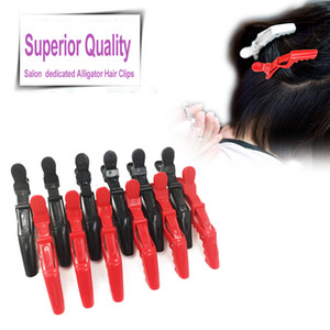 Alligator Hair Clips-Professional Hair Styling and Sectioning Clips - Plastic Clip with Durable Grip Wide Teeth for Women or Girls