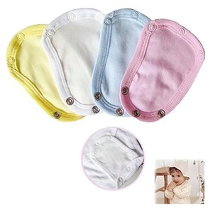 4 PC-Baby-Body-Windel Lengthen Extend Cloth Baby Body Partner Utility-Bodysuit-Overall-Windel-Fest Gürtel Diapering Toilet Training