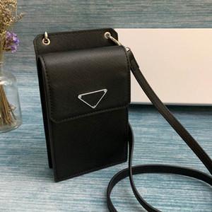 휴대 전화 가방 핸드백 지갑 어깨 가방 패션 정품 가죽 뜨거운 판매 새로운 스타일의 일반 문자 여성 크로스 바디 백 무료 배송