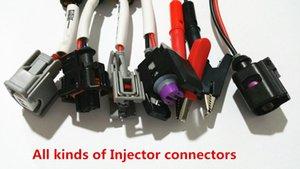 Connettori per common rail diesel ugello iniettore, connettori ugello di iniezione per il camion, iniettori piezoelettrici