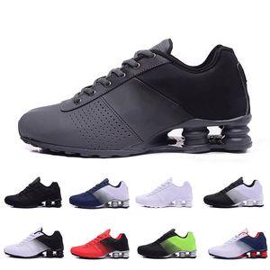 2019 famoso ENTREGAR OZ NZ 809 tênis de corrida dos homens formadores cinza preto atlético andando jogging esportes homens sapatos de grife tamanho 40-46