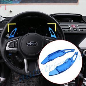 DSG механизм рулевого колеса переключение Paddle Shifter крышка приспособленная для Subaru Forester XV Наследие BRZ Toyota GT86 Scion FR-S Аксессуары
