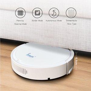 ObowAI Aspirapolvere OB8S 3in1 spazzatrice per la pulizia della famiglia spazzatrice robot Trascinare Sweep elettronico Buffer di uso della casa