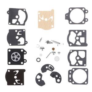 Carburetor 1 Set New arrival Carb Carburetor Diaphragm Gasket Needle Repair Kit For WA   WT  Walbro Series K10   K20-WAT Echo Chainsaw