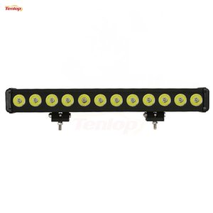 "Sıcak Satış 23 ""Inç Tek Sıra 120 W LED Işık Bar Offroad için 4 * 4 SUV ATV Traktör Tekne 12 V 24 V"