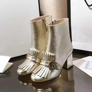 Женщины пинетки телячьей Вышитые высокие кроссовки загрузки Дизайнерская обувь Western Cowboy ботильоны женские Сапоги зимние с td1104