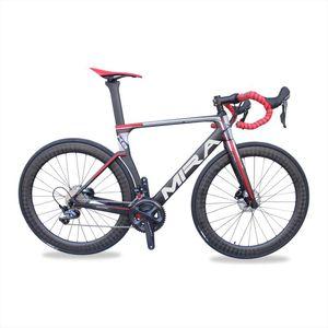 RD525 Aero Disc route vélo de route cadre carbone complet R8050 Di2 2 * 11S 49,52,54,56,58cm produits OEM cadre en carbone plein vélo