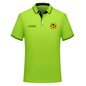 Thai-Version Qualität 2019 2020 LIGA MX Club America1 Polo-Shirt Fußballtrikot Fußball Trikots Herren 19 20 Club America Herren Fußball-Polo-Shirt