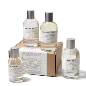 2020 Высококачественные 100 мл Le Labo Rose Series Perfume Santal Bergamote подняли аромат Noir LongLasting с быстрой доставкой