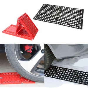 4pcs Emergency Car Wheel Anti Skid Pads Auto Traction Mats Tire Grip Aids