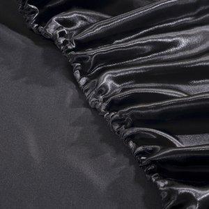 Colchón Encasement Cubierta de colchón Topper impermeable Protector de colchón hipoalergénico y transpirable