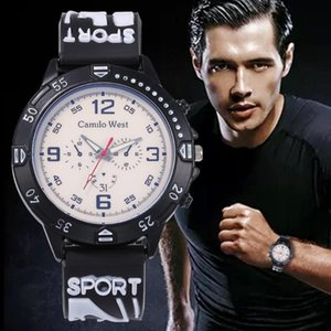 2020 Business Watchs Men Sport Relogio Masculino Leather Quartz Wrist Watch Drop Shipping reloj montre homme Clock