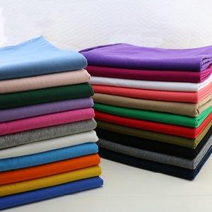 봄 운동복 학교 유니폼 Odell Cotton Stretch Lycra 니트 테리 재봉 직물