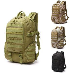 Camuflagem equipamento táctico Outdoor Sports Caminhadas mala de viagem de luxo designer saco da cintura fannypack Professional equitação Caminhadas Backpack
