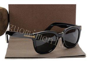 211 FT 2020 James Bond Sunglasses Men Brand Designer Sun Glasses Women Super Star Celebrity Driving Sunglasses Tom for Men Eyeglasses