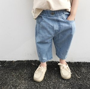 2019 new arrival boys denim pants fashion spring boys jean pants 9m-6t