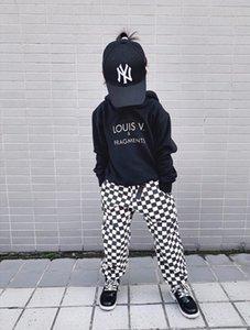ücretsiz gönderim Yeni moda Marka Çocuk oğlan kız hoodie kazak Çocuk sokak kostüm spor Tişörtü hoodies