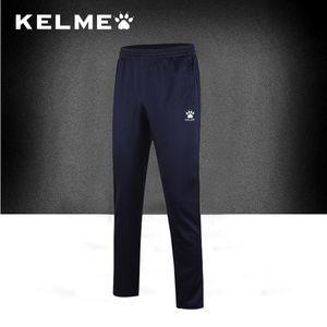 KELME Hommes Pantalons De Survêtement Trainning Exercice Pantalon En Plein Air Running Fitness Sports Loisirs Pantalon Legging Actif Pour Homme K15Z418