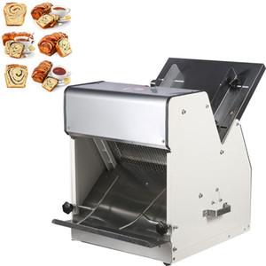 220 V machine à pain trancheuse automatique de commerce électrique 31 tranches de pain carré Slicer machine en acier étuvé Slicer