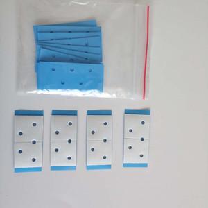 Envío gratis Blue Tape Tabs adhesivos de doble cara Mini tiras para las pelucas del cordón de los hombres Toupee Hold 2-4 semanas herramientas de extensiones de cabello