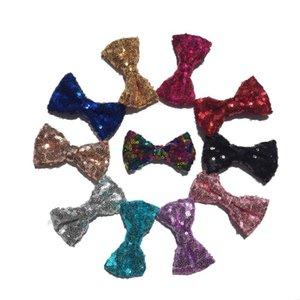 장식 조각 Bowknot 나비 넥타이 패션 Hairbow 헤어핀 헤어 액세서리 머리핀 머리핀 장식 할로윈 크리스마스 파티 장식
