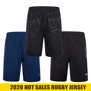 2020 mens Rugby shorts football shorts soccer short soccer jersey football jerseys Sports Training Fitness Short Pants