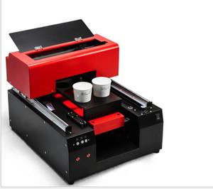 3d الطباعة القهوة سحب زهرة الطباعة حليب الشاي التلقائي كعكة الخبز الغذاء uv طابعة
