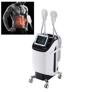 Yeni Gelenler Spor kullanım İnvazif Olmayan Vücut Şekli Musclea EMslim Güzellik İnce EM vücut zayıflama şekillendirici makine FEDEX UPS Ücretsiz nakliye