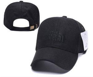 Concepteurs Mens Baseball Caps New Marque Les chapeaux du Nord os Hommes Femmes d'or brodé visage casquette Chapeau gorras Sport Cap Drop Shipping