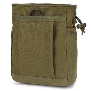 5pcs Gürteltasche Outdoor-Camping-Climbing Tasche Tactical Molle Hip Männer Multifunktions-Taschen