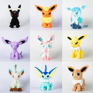 oyuncak çevreleyen IBU ailesi Elfler Garaj Seti oyuncaklar Çocuk karikatür hayvan cinlerini Elfler ailesi peluş oyuncaklar el yapımı aksesuarlar