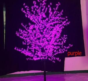Impermeable Artificial al aire libre 1.8 M Led Cherry Blossom Tree Lamp 864LEDs Árbol de Navidad de Luz para el Hogar Decoración del Festival