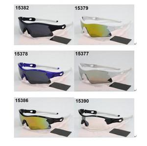 nuovo modo polarizzato di vetro biciclette occhiali da sole occhiali sportivi degli uomini degli occhiali da sole ciclismo 9colors trasporto libero di buona qualità di guida