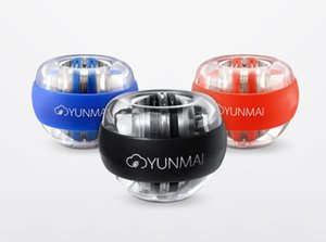 For Xiaomi YunMai Wrist Powerball Carpal Training Apparatus Wrist Trainer LED Gyroball Essential Spinner Antistress Toy Hot sale