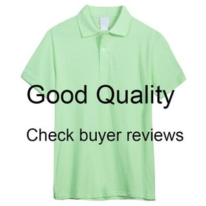 Новое лето Polos Мода Вышивка Мужские рубашки поло высокого качества тенниска Мужчины Женщины High Street Casual Лучшие Tee высокого качества