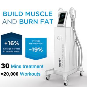 2020 Muscle TeslaShape elettromagnetica Stimolazione macchina BTL muscolo Perdita di costruzione riduzione del grasso Peso High Intensity Interval Training