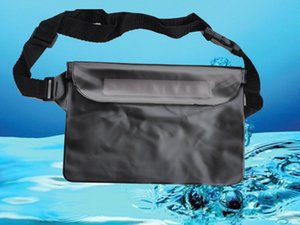 1 Pcs Waterproof Drift Diving Swimming Bag Underwater Dry Shoulder Waist Pack Bag Pocket Pouch For Phone cover camera Watch
