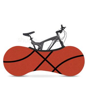 ruota di bicicletta Baseball copertura antipolvere Calcio copertura della bici elastico antipolvere di caso di pioggia del motociclo Prevenzione outdoorware giardino della casa LJJA3591