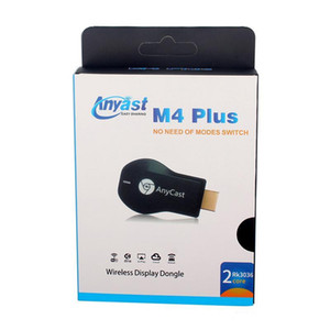 AnyCast M2 M3 M4 Plus Media Video Streamer Wi-Fi Display Receiver dongle 1080P TV Stick adapter for TV Stick for HDTV
