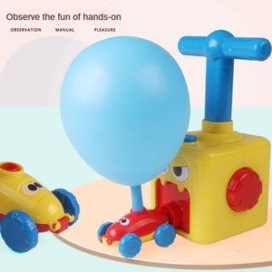 Детской Воздушного шар питание автомобиль игрушка игрушка игрушка прижимной власти дует автомобиль мальчик и девочка, образовательные науки и образование игрушку