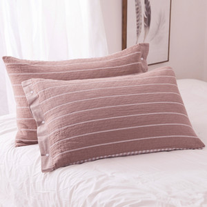 New Strip Pillow Case Home Sofa Decor Rectange 50x78cm Cushion Covers Wholesale Price Pillowcases Free Shipping