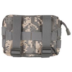 Taille Sac pochette petit utilitaire tactique MOLLE étanche sur le terrain Sac Mêle Outdoor Gear Outils pochette de rangement