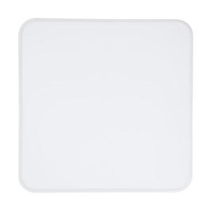 Por luz de techo 24W ultra delgado cuadrado LED Baño Cocina Sala de Día de la lámpara / caliente fresco regulable