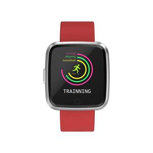 2019 Y7 Smart Fitness Bracelet Mi band 3 ID115 Plus Blood Pressure Oxygen Sport Tracker Watch Heart Rate Monitor Wristband Pk Fitbit Versa