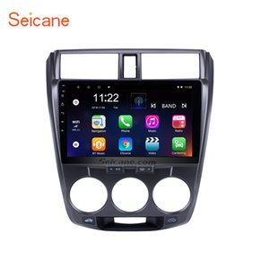 "Seicane Car Auto Radio Android 10.0 HD 10.1"" GPS Navigation Unit Lecteur 2.5D 4-core CITY 2011 20122015 2016 AUTORADIO DVD"