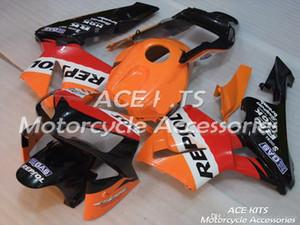 Crazy № 1 ACE KITS Обтекатель для мотоцикла Для HONDA CBR600RR F5 2003-2004 Инжекционный или компрессионный Кузов Все виды цвета