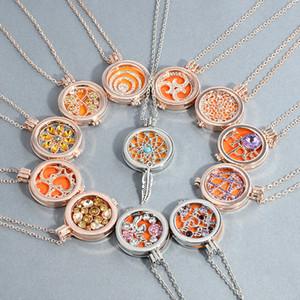 Huiles essentielles Diffuseur Collier creux Vintage plume Dream Catcher femmes aromathérapie Diffuseur collier pendentif bijoux cadeau de Noël